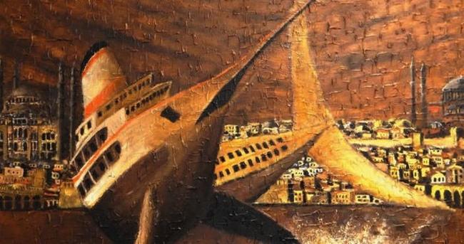'Şehrin Vapurları' resmedildi