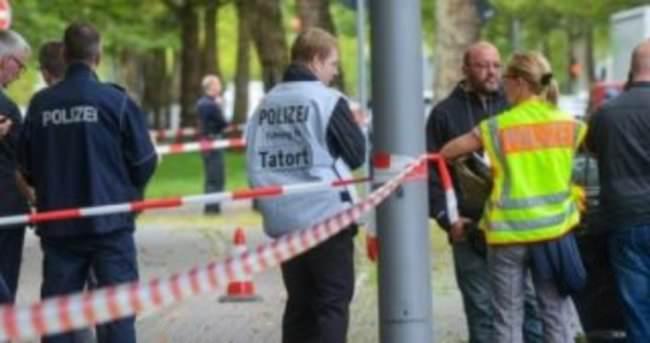 Alman polisinin vurduğu Türk öldü