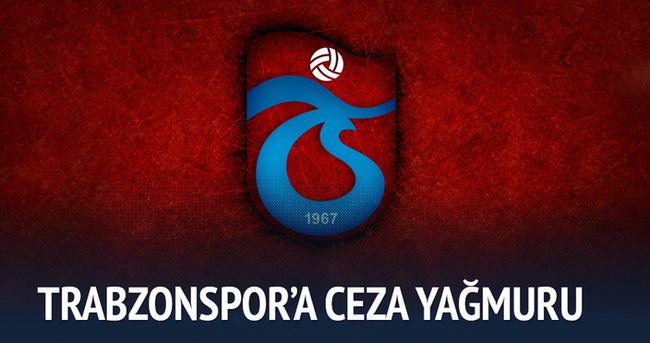 PFDK'dan Trabzonspor'a büyük şok