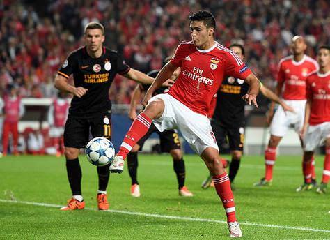 Galatasaray Lizbon'da istediği sonucu alamadı