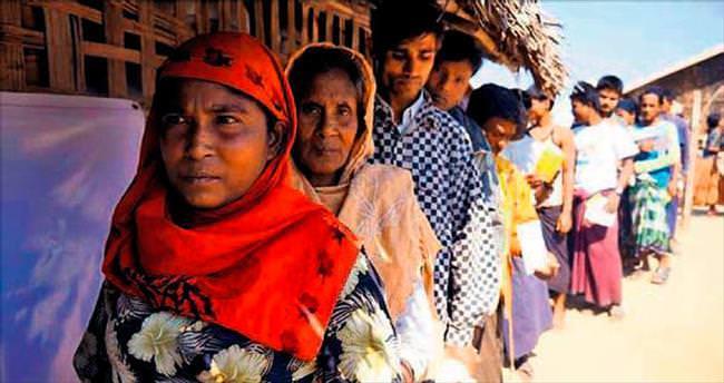 Myanmar'da Müslümanlara oy kullanma hakkı yok