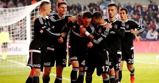 Beşiktaş Avrupa'da 182. randevuda