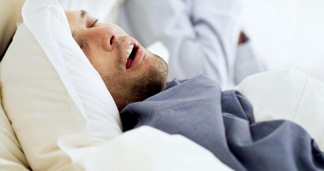 Uykuda solunum bozukluğu