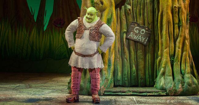 Broadway'in Yeşil Dev'i İstanbul'da!