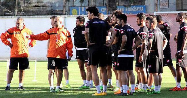 Adanaspor, Samsun'u gözüne kestirdi