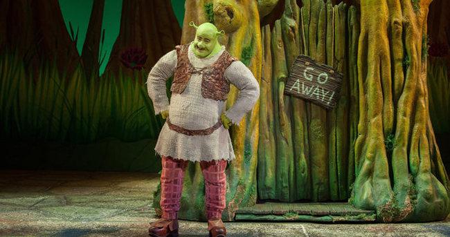 Shrek Müzikali Zorlu PSM'ye geliyor