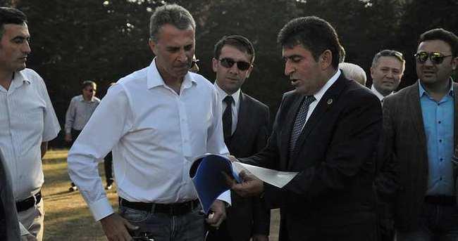 Beşiktaş'tan Gerede'ye dev tesis
