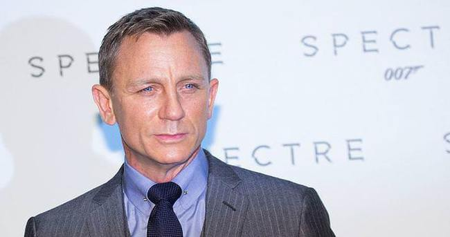 'James Bond' hasreti bitiyor