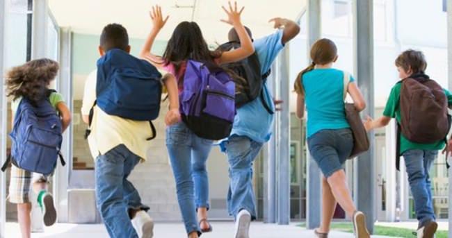 Okul çantalarının ağırlığına dikkat!