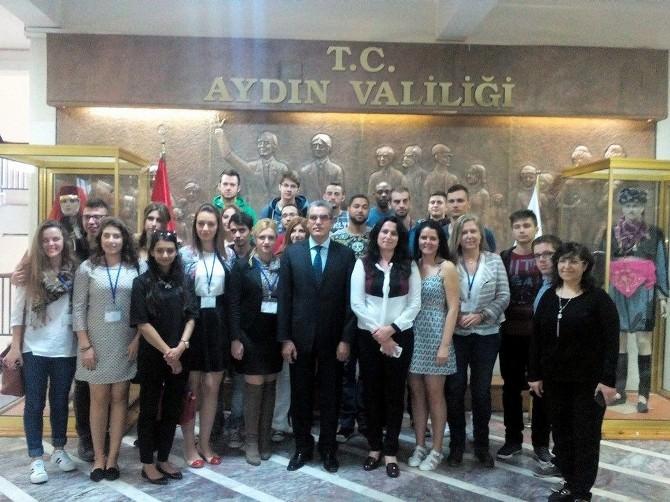 AB Yeni İşler Gençlik Projesi Aydın'da Gerçekleştirildi
