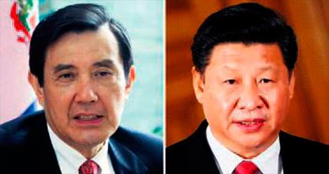 Çin ve Tayvan'dan tarihi görüşme