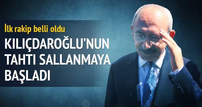 Kılıçdaroğlu'na ilk rakip Umut Oran
