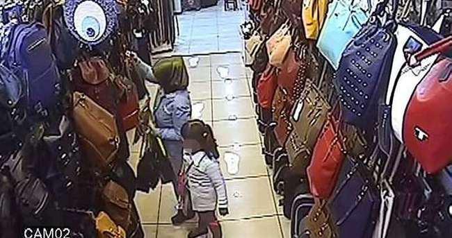 Çanta hırsızlığı yapan kadın tutuklandı