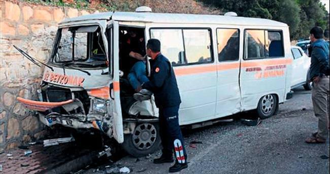 Zincirleme kaza: 6 yaralı
