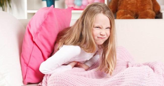 Çocuğunuzun karın ağrılarını ciddiye alın