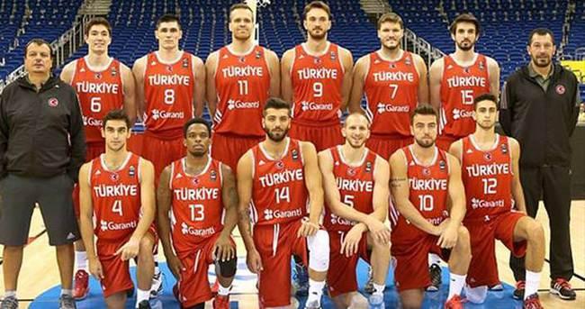 Türkiye, EuroBasket 2017'ye resmen aday