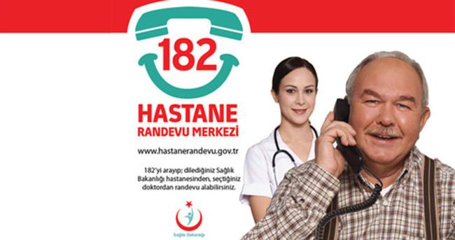 MHRS giriş ile hastane randevusu nasıl alınır? ALO 182 üzerinden doktor randevusu nasıl alınır?