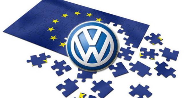 AB ülkelerinden Volkswagen'e soruşturma