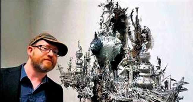 Dünyaca ünlü sanatçının eseri Türkiye'de satılacak
