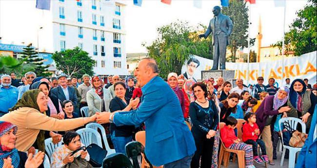 3 günde Antalya turu
