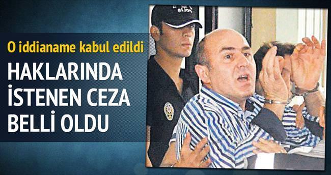 'Casusluk ve telekulak' iddianamesi kabul edildi