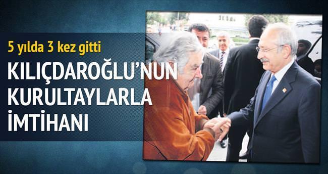 Kılıçdaroğlu'nun kurultaylarla imtihanı