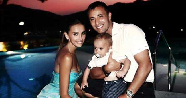 Mustafa Sandal'ın eşi çok heyecanlı!