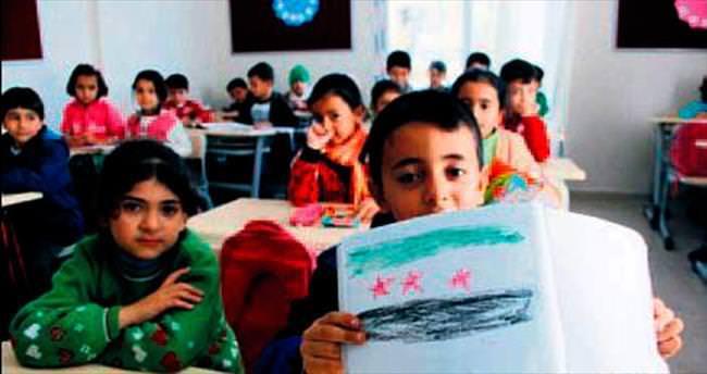 İnegöl'de 656 Suriyeliye eğitim