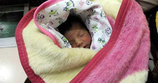 Otogar tuvaletinde terk edilmiş bebek bulundu