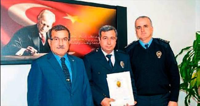 İzmir Emniyeti, ayın polislerini seçti