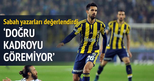 Yazarlar Fenerbahçe-Torku Konyaspor maçını yorumladı
