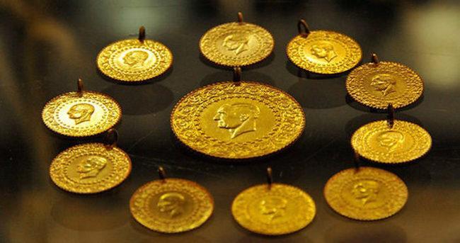Çeyrek altın fiyatları ne kadar oldu? 9 Kasım 2015