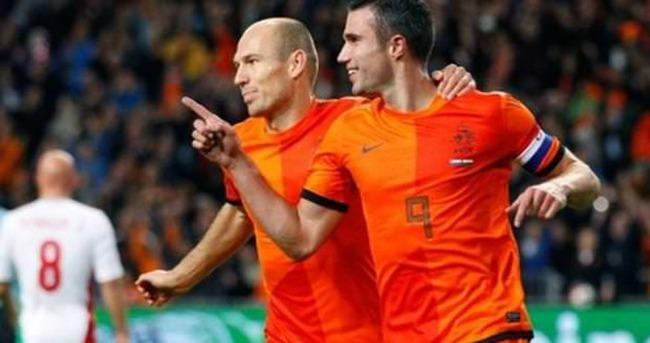 Robben'den Van Persie açıklaması