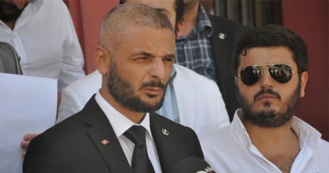 BBP Bolu İl Başkanı Alan istifa etti