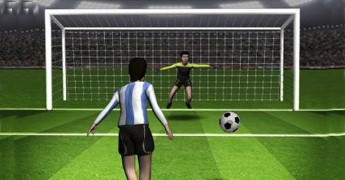 Penaltı Alıştırması