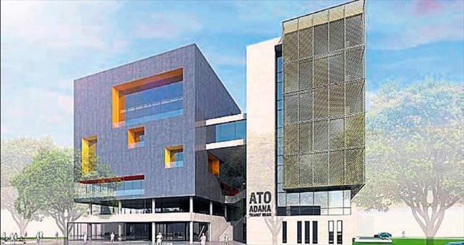 ATO'ya yakışan bir hizmet binası
