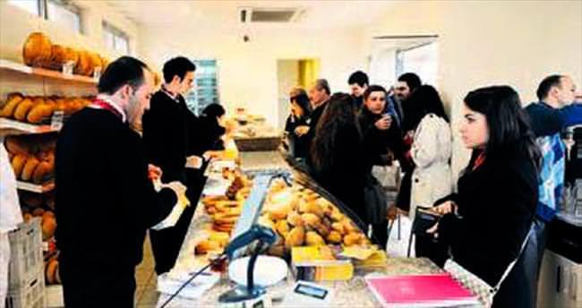 Halk Ekmek'te 5 TL'ye kahvaltı