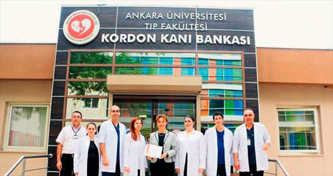 Kordon Kanı Bankası'na uluslararası akreditasyon