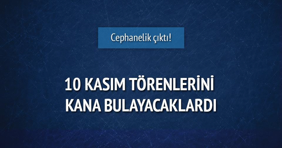 İzmir'de terör operasyonu: 3 terörist yakalandı