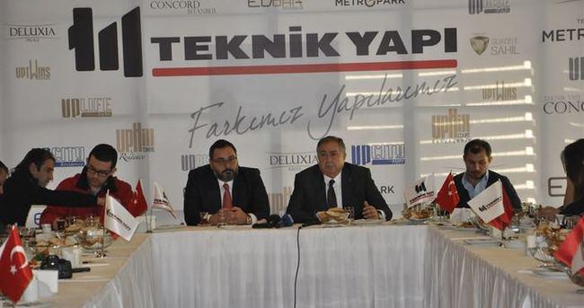 Teknik Yapı Evora İstanbul Modelini Denizli'ye Taşıyor
