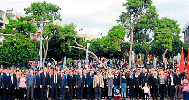 Antalya Ata'yı andı