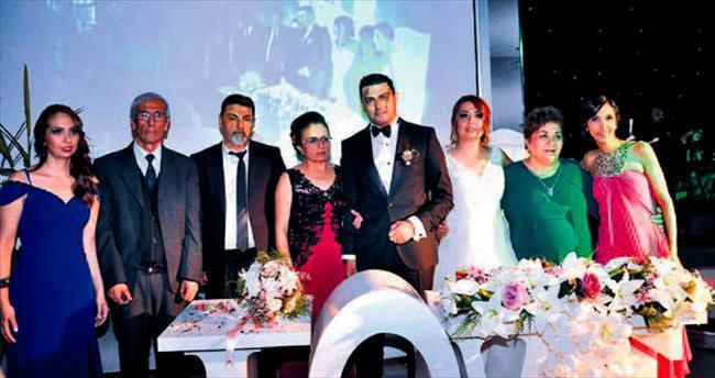 Basın dünyası bu düğünde buluştu