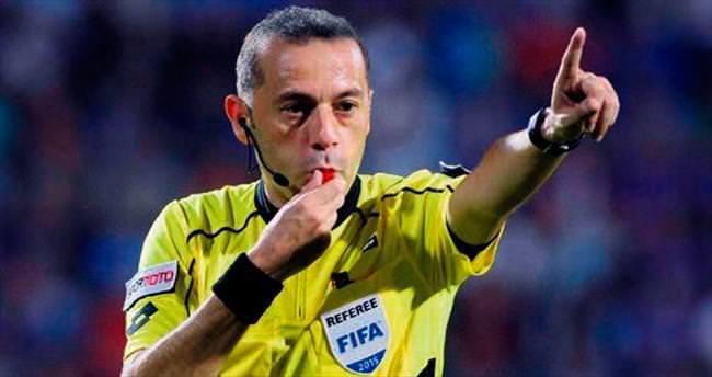 FIFA listesinde Çakır kontenjanı
