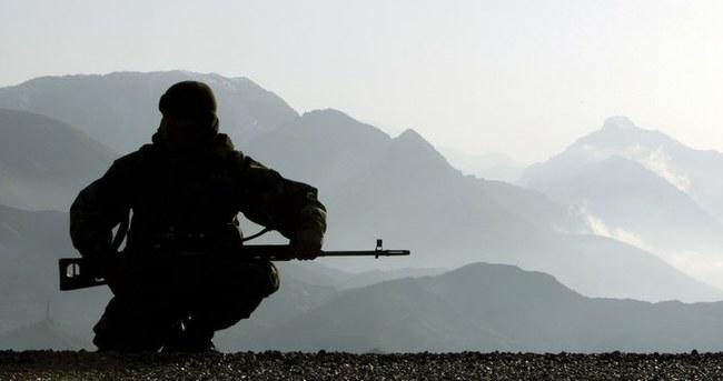 Kalp krizi geçiren asker şehit oldu