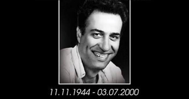 Usta oyuncu Kemal Sunal'ın doğum günü