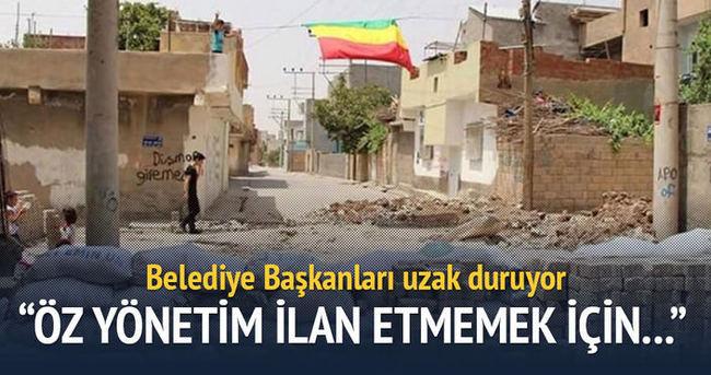 Öz yönetimden kaçmak için HDP'liler rapor alıyor