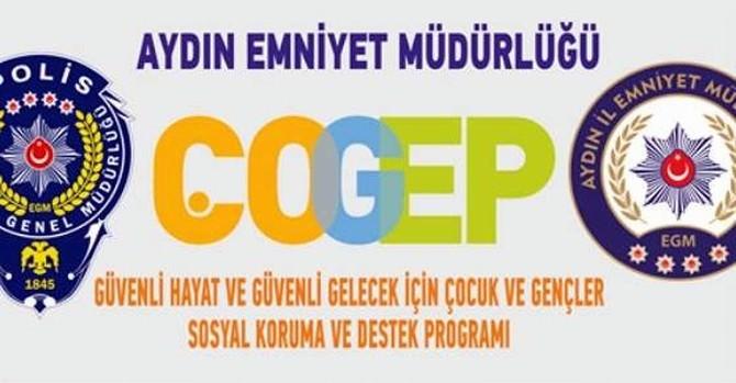 Aydın Emniyet Müdürlüğü 'ÇOGEP' Projesini Hayata Geçirdi