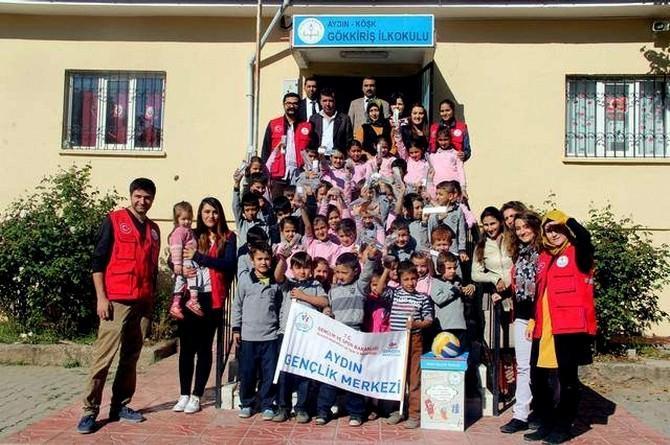 Aydın Gençlik Merkezi, Köşklü Miniklerle Buluştu