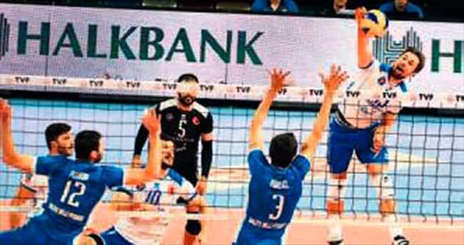 Halkbank'a piyango: 3-2