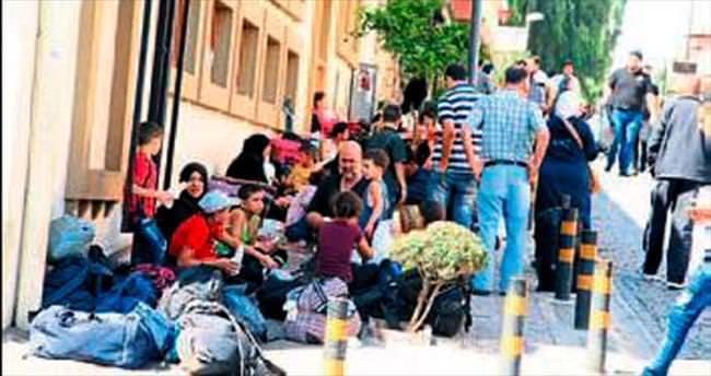 Basmane sokakları iki gündür sessiz
